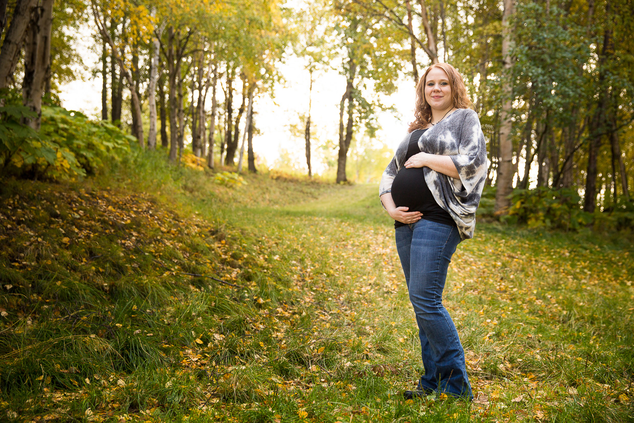 Anchorage Maternity Pictures