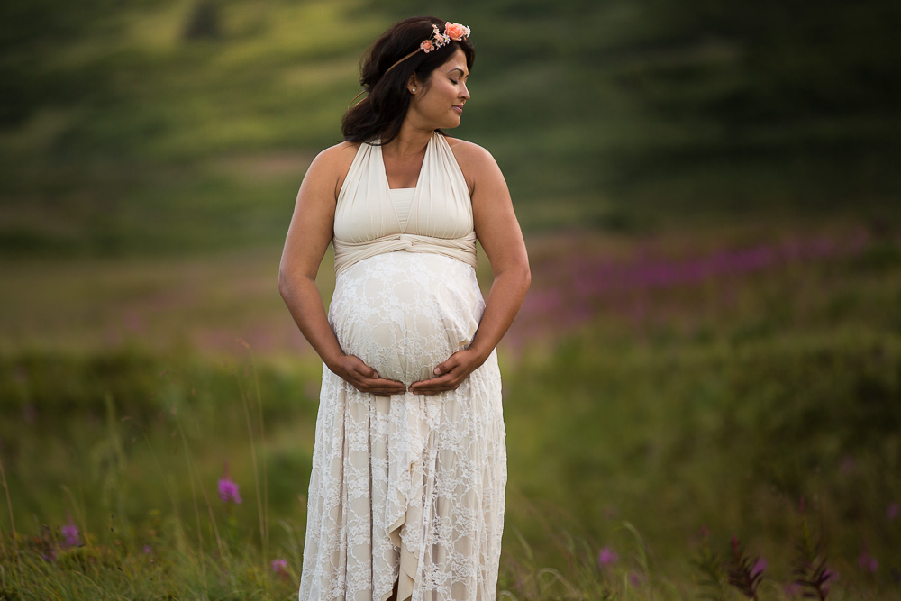 Anchorage Maternity Photographer